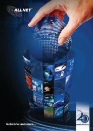 29 30 - 32 Produktbereich IP-Cameras Wireless ... - ALLNET GmbH