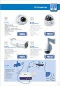 29 30 - 32 Produktbereich IP-Cameras Wireless ... - ALLNET GmbH - Seite 5