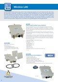 29 30 - 32 Produktbereich IP-Cameras Wireless ... - ALLNET GmbH - Seite 6
