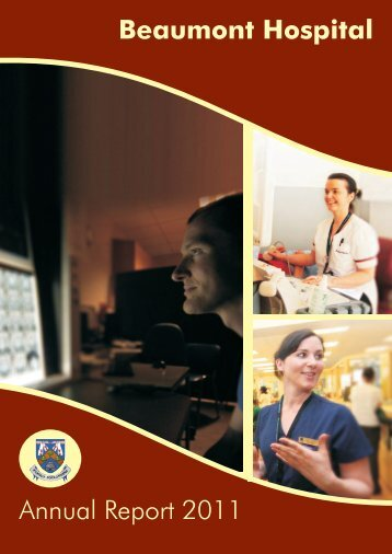 Annual Report 2011 Beaumont Hospital