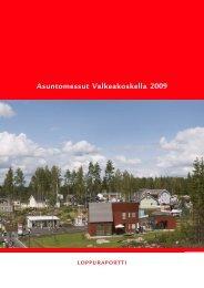 VLK Asuntomessut - Valkeakoski