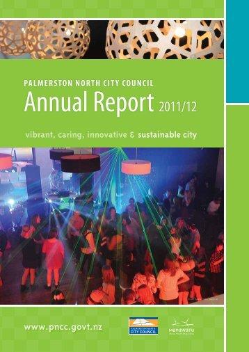 2011-2012 Annual Report - Full Version - PDF - Palmerston North ...