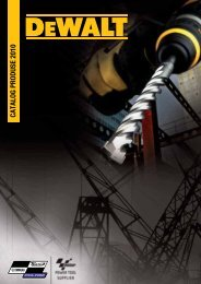 Catalog DeWalt 2012 - Utilaje-scule.com