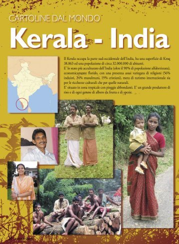 Kerala - India - Stimmatini