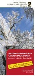wAlderlebniszenTrum grAmscHATzer wAld - Treffpunkt Wald