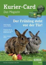 Der Frühling steht vor der Tür! - Verlagsbeilagen des ...