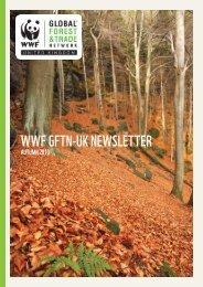 WWF GFTN-UK Autumn Newsletter 2010 - WWF UK