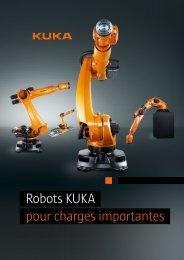 RobotsKUKA pour charges importantes - KUKA Robotics