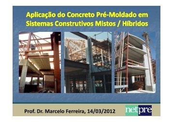 Concreto Pré-Moldado em Sistemas Mistos - Abcic