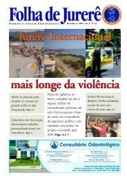 Folha de Jurerê - AJIN