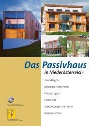 Das Passivhaus - AEE NÖ-Wien