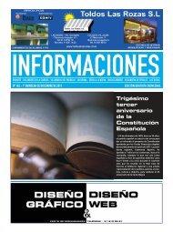 Trigésimo tercer aniversario de la Constitución Española - Periódico ...