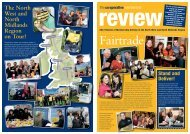 2012 Regional Activity Report - The Co-operative