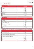 Danskernes rygevaner 2011 Frekvensfordelinger - Sundhedsstyrelsen - Page 5