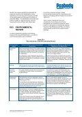 EXECUTIVE SUMMARY - Peabody Energy - Page 5