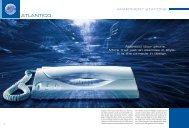 atlantico - Blue Line