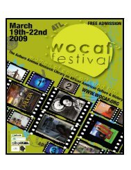 The 5 - WOCAF Festival