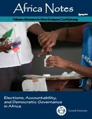 Spring 2012 News FINAL FOR WEB.pdf - Institute for African ...