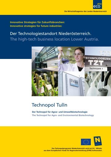 Technopol Tulln - Technologiezentrum Tulln