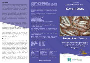 Catch Data.pdf - Marine Institute Open Access Repository