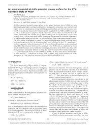 Using JCP format - Washington State University