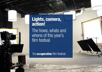 festival programme - The Co-operative