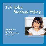 Ich habe Morbus Fabry Ich habe Morbus Fabry - Shire Deutschland