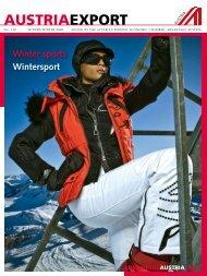 Wintersport, Austria Export Nr 139 - Advantageaustria.org