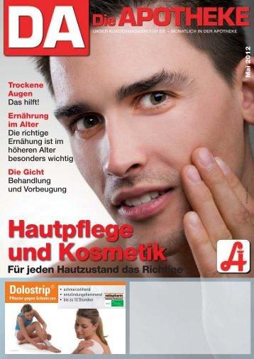 Hautpflege und Kosmetik - Österreichische Apothekerkammer