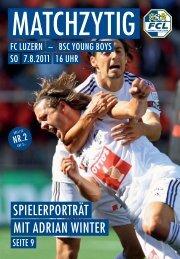 Ausgabe 2 - FC Luzern