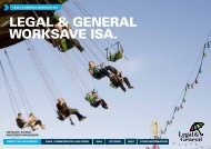 legal & general Worksave Isa. - My Barratt Benefits