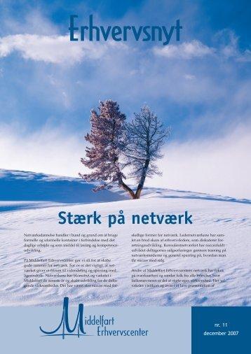 Stærk på netværk(fortsat) - Middelfart Erhverv