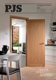 PJS 2013 Catalogue | Internal Doors - Howarth Timber