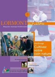 Lormont Actualités n°61