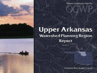 Upper Arkansas - Water Resources Board - State of Oklahoma