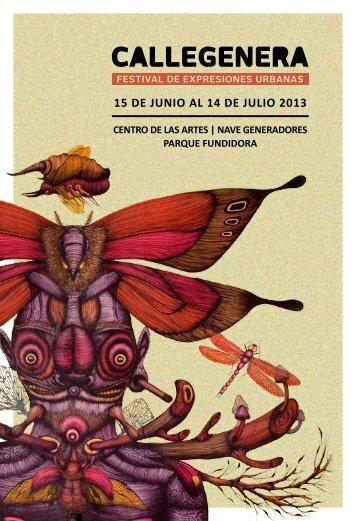 programación completa del Festival - Dirección General de ...