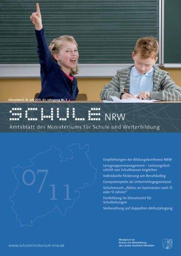 konferenz NRW