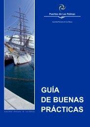 Guía de Buenas Prácticas - Puertos de Las Palmas