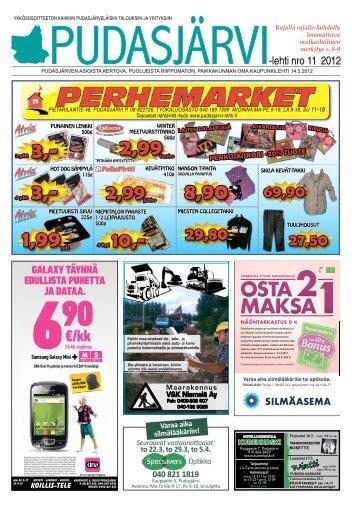 Pudasjarvilehti-11-2.. - Pudasjärvi-lehti ja VKK-Media Oy