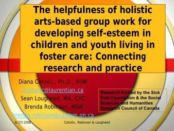 Transpersonal Group Work - Children's Mental Health Ontario