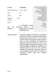 droit foncier rural acquisition de la propriété vente d ... - SGAR - SSDA