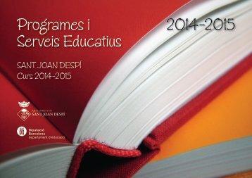 Programes i 2012-2013 Serveis Educatius - Ajuntament de Sant ...