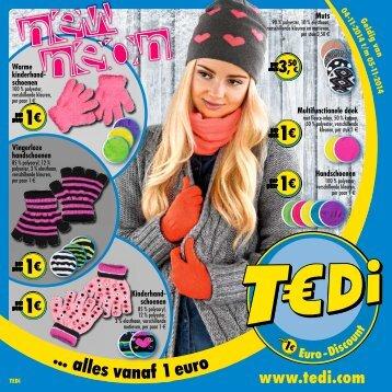 TEDI - new neon - 29.10.2014 - Nld