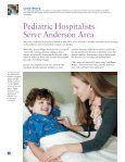 Collaboration Brings Pediatric Hospitalists to ... - Magazooms - Page 4