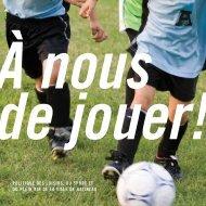Politique des loisirs, du sport et du plein air - Ville de Gatineau
