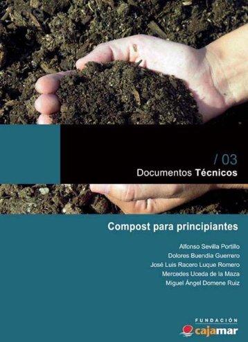 Compost para principiantes - Publicaciones Cajamar