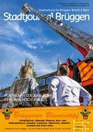 Stadtjournal Brüggen Oktober 2014