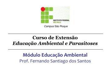 Aula 4 - Fernando Santiago dos Santos