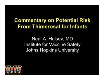 Neal Halsey-Recommendations for Newborn and Infant Hepatitis B ...