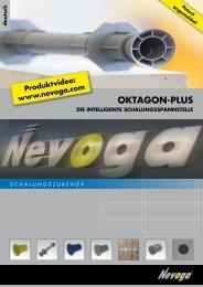 OKTAGON-PLUS - Die intelligente Schalungsspannstelle - Nevoga